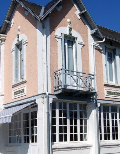 Hotel Victoria : sa façade