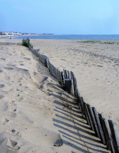 Les plages de Chatelaillon