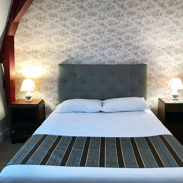 Chatelaillon hotel chambre double