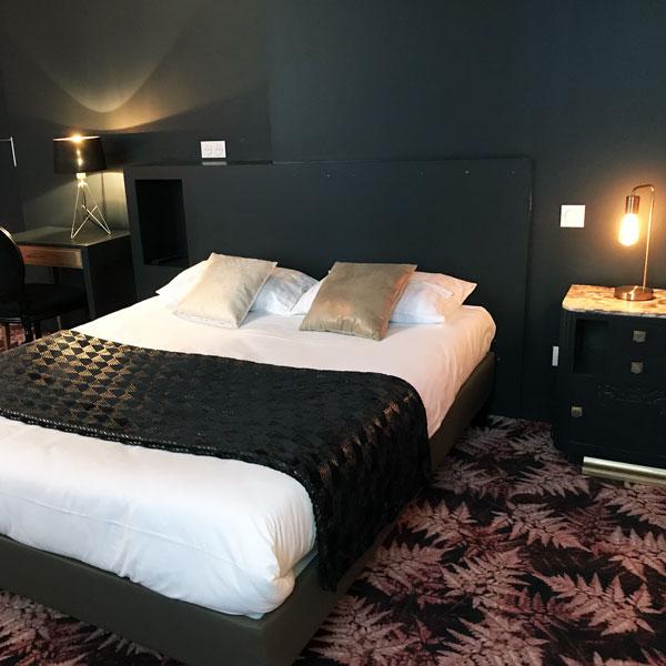 Chatelaillon hotel chambre triple