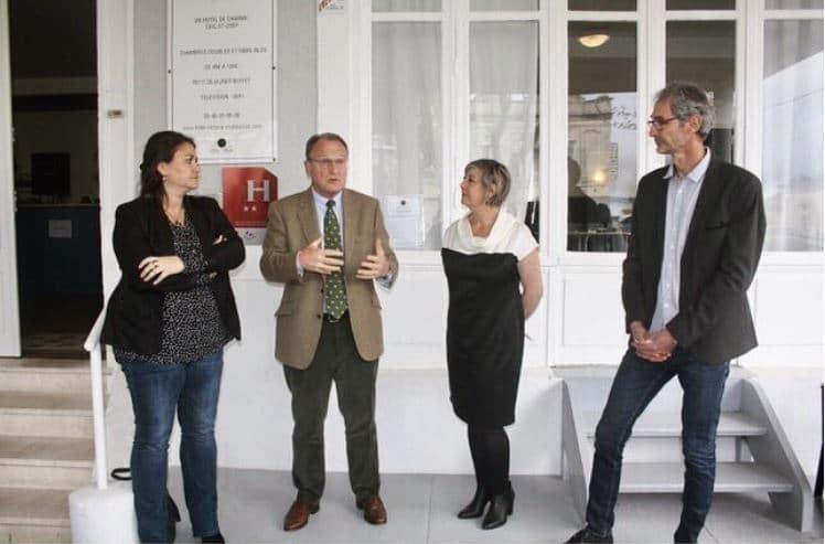 Inauguration hotel 2 étoiles à Chatelaillon-PLage