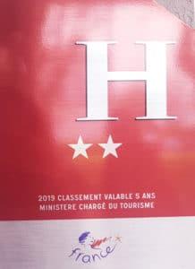 hotel chatelaillon 2 étoiles
