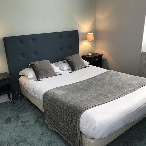 Chatelaillon hotel chambre double