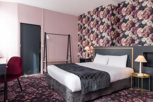 chatelaillon plage hotel 3 etoiles chambre pour 2