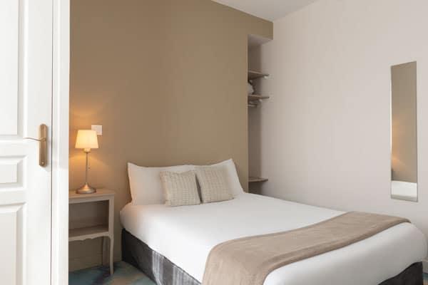 hotel 3 etoiles chatelaillon chambre double