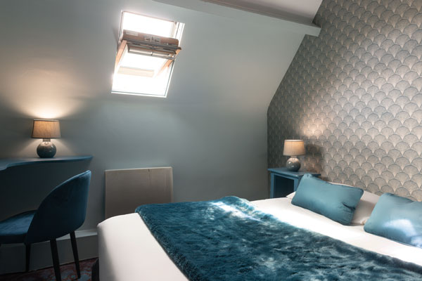 hotel chatelaillon chambre single