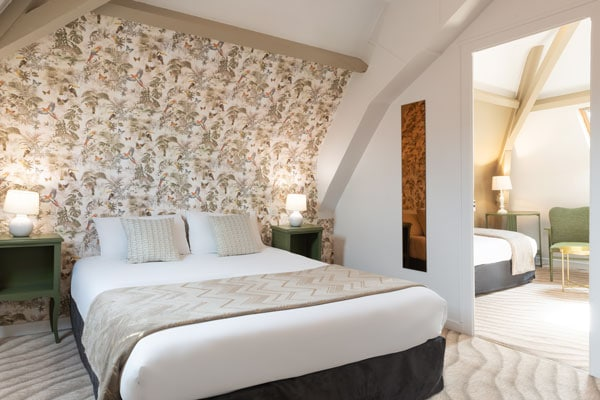 hotel chatelaillon chambre triple