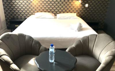 Nouvelle chambre pour un hotel 3 étoiles à Chatelaillon