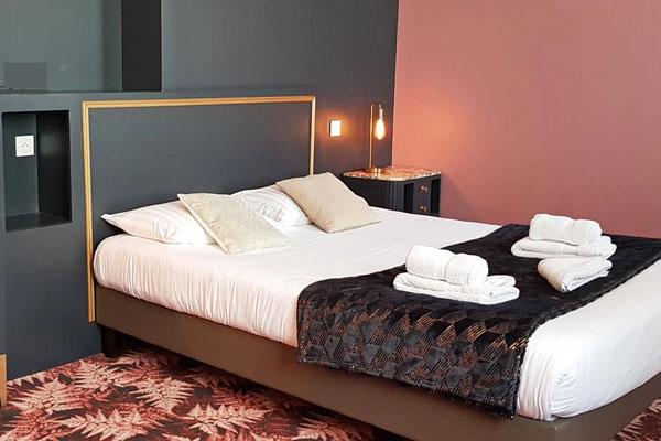 chambre hotel pour 2 à Chatelaillon plage